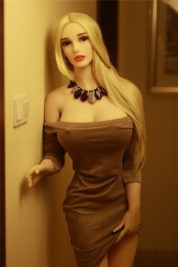 Celia hermosa muñeca de sexo con cuerpo caliente TPE Love Doll